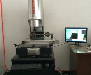 SVM Vision Measuring Machines