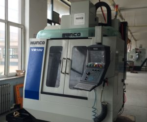 """HURCO""5-Axis Mill Turn"